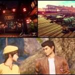 『シェンムーIII』ブラッシュアップが見て取れる最新スクリーンショット3枚が公開!