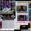 Switch『協撃カルテットファイターズ』2月22日配信決定!4人同時プレイ対応のレトロテイストSTG(※更新)