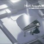 『NieR: Automata』ピアノアレンジCDが4月25日に発売!