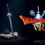 ドラクエの世界がVRで体験できる『ドラゴンクエストVR』4月27日より稼働決定!