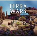 世界をジオラマとクレイモデルで表現した対戦型RPG『テラウォーズ』初のプレイムービーが公開!