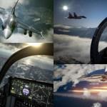"""テーマは""""空の革新""""『エースコンバット7』ストーリー導入部や新プレイアブル機体、落雷や着氷といった新要素、新たな武器と操作技術など大量の情報が一挙公開!"""