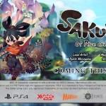 [E3 2018]稲作SLG×探索コンボアクション『天穂のサクナヒメ』E3 2018トレーラー公開!発売時期は今冬