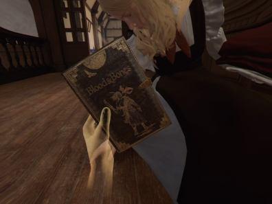 Déraciné Bloodborne イースターエッグ 181108