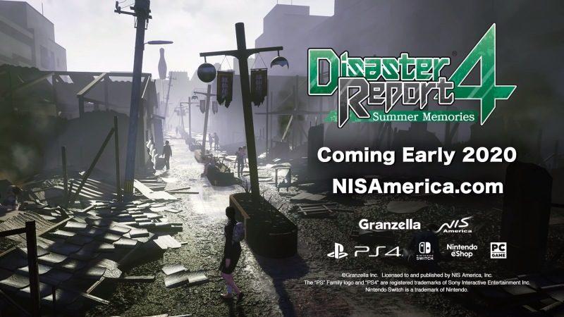 PC版『絶體絶命都市4 Plus』Steamにて2020年初頭リリース決定 ...