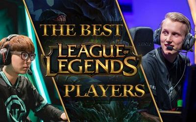 League of Legends Profesional