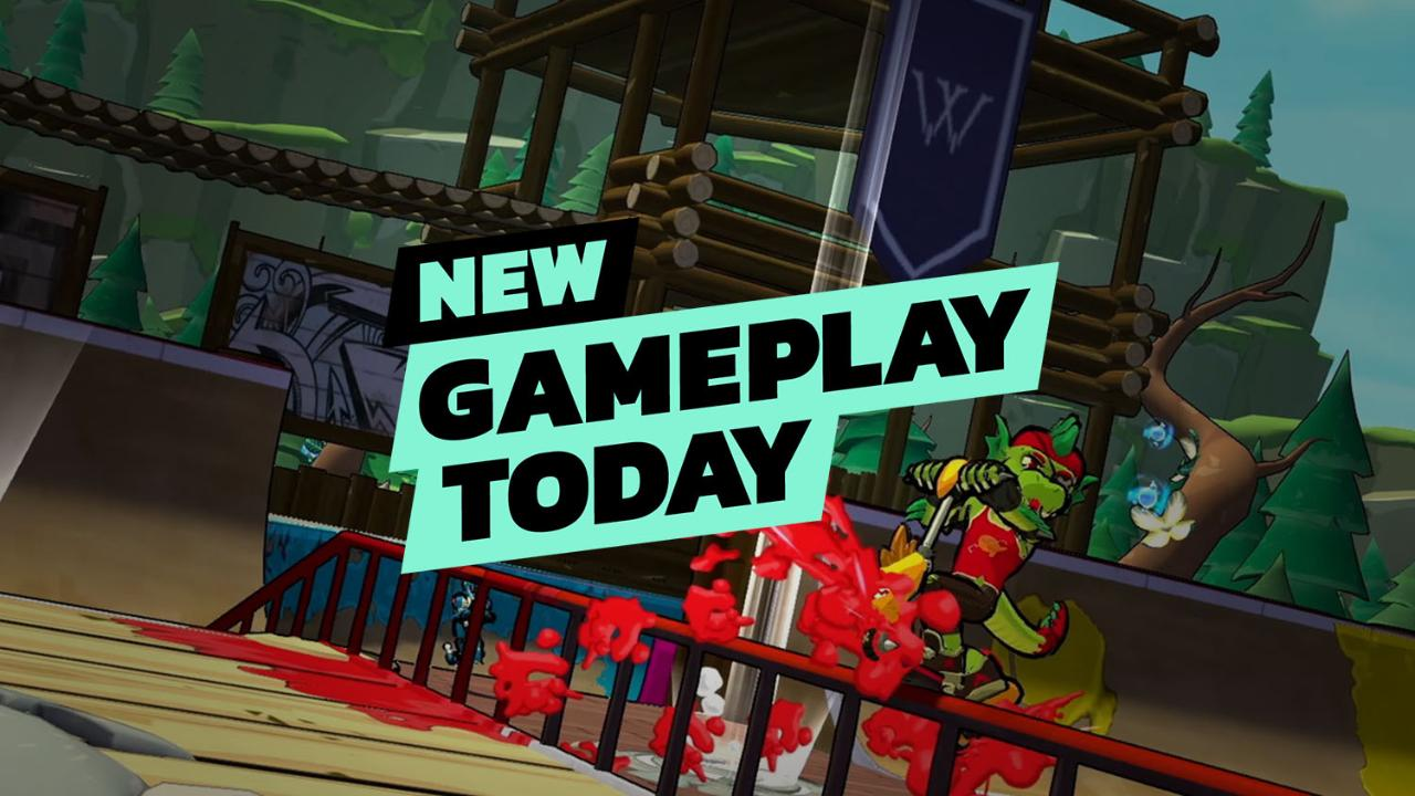 New Gameplay Today     Crayola Scoot   Game Informer