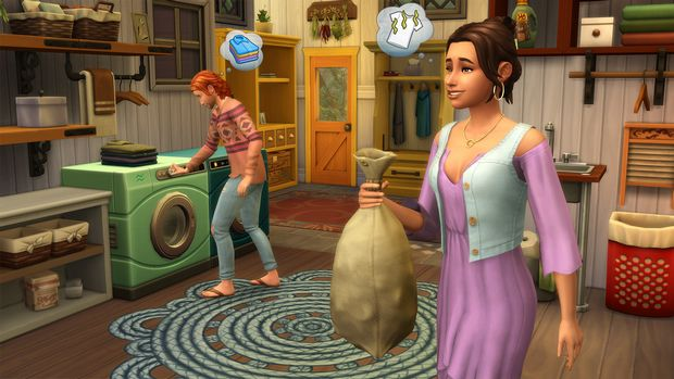 The Sims 4 Laundry Day Torrent Download