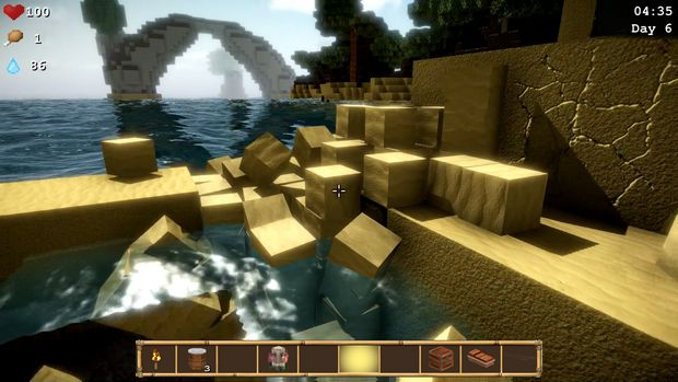 Cube Life: Island Survival PC Crack