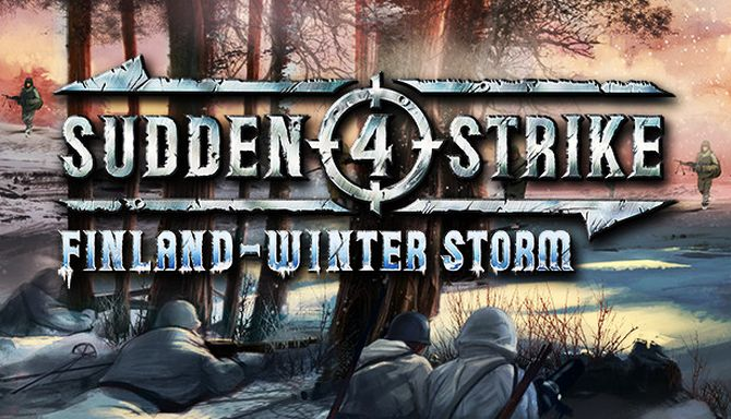 Sudden Strike 4 - Finland: Winter Storm Free Download