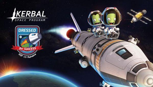 Kerbal Space Program Dressed for Success MULTi9PLAZA