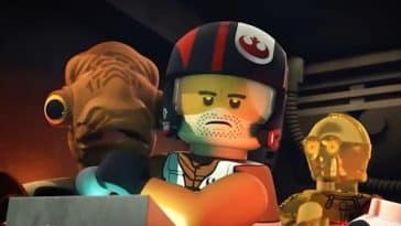 Lego Star Wars The Force Awakens Consoles Characters List