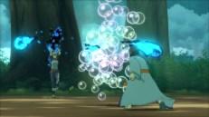 Battle - Yugito vs Utakata 01