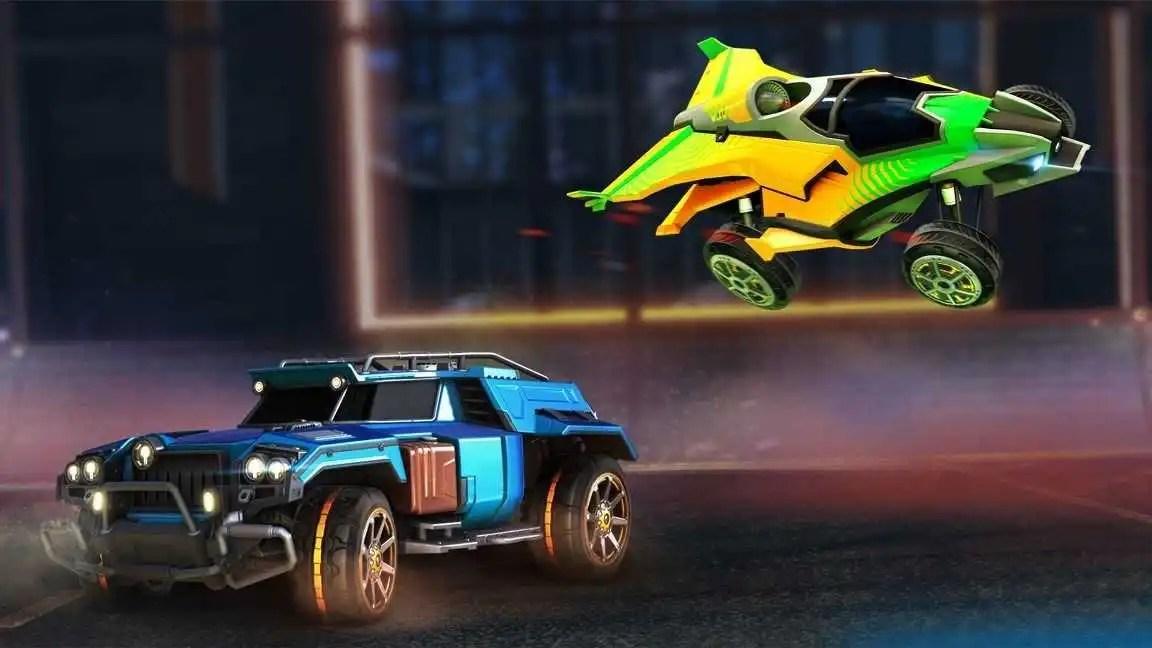 Rocket League: Psyonix sta valutando una versione per Switch