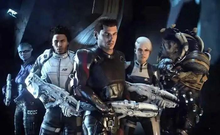 Nuovo spettacolare trailer per Mass Effect Andromeda