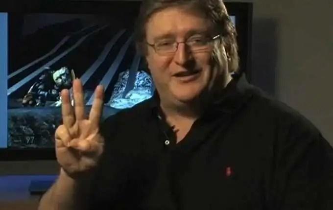 Gabe Newell: