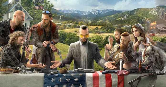 Far Cry 5 offerte amazon videogiochi