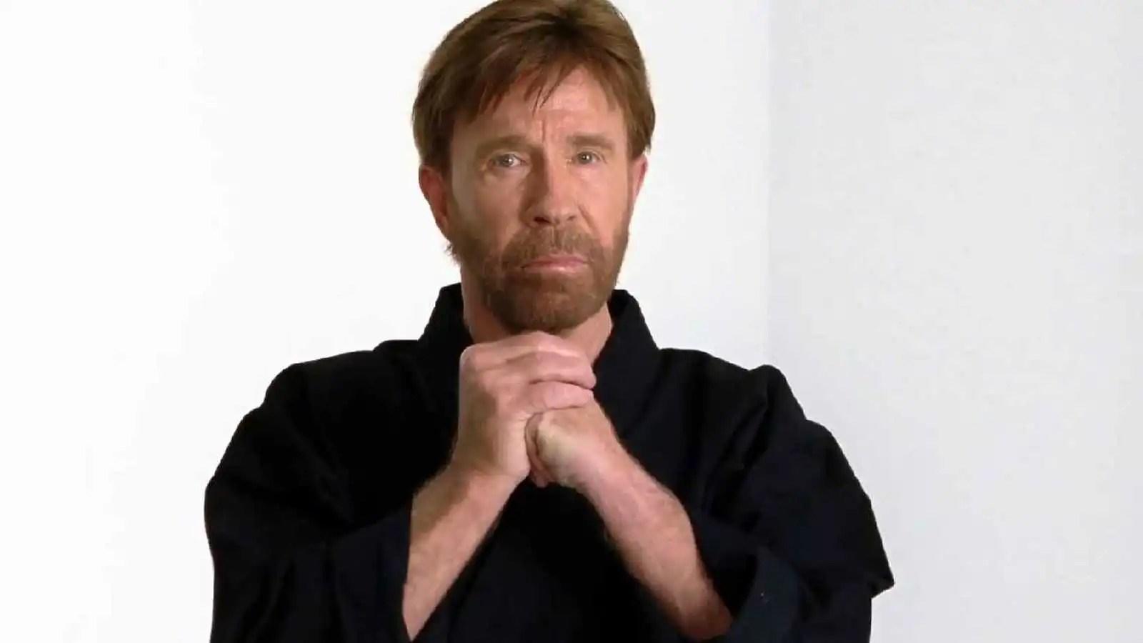 Paura per Chuck Norris, colpito da due infarti