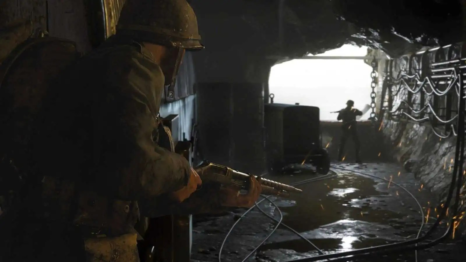 Call of Duty: WW2 Nazi Zombies, nuove, terrificanti immagini dei morti viventi