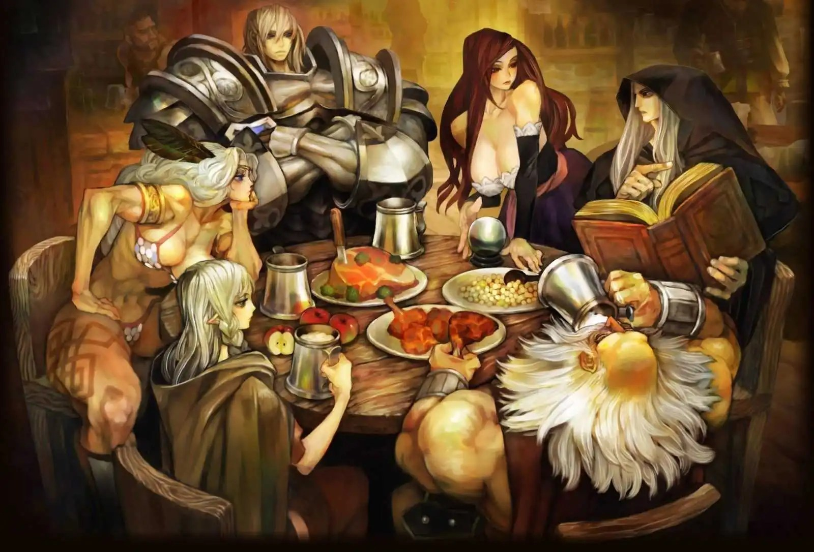 Dragon's Crown - Pro rivelato da un leak