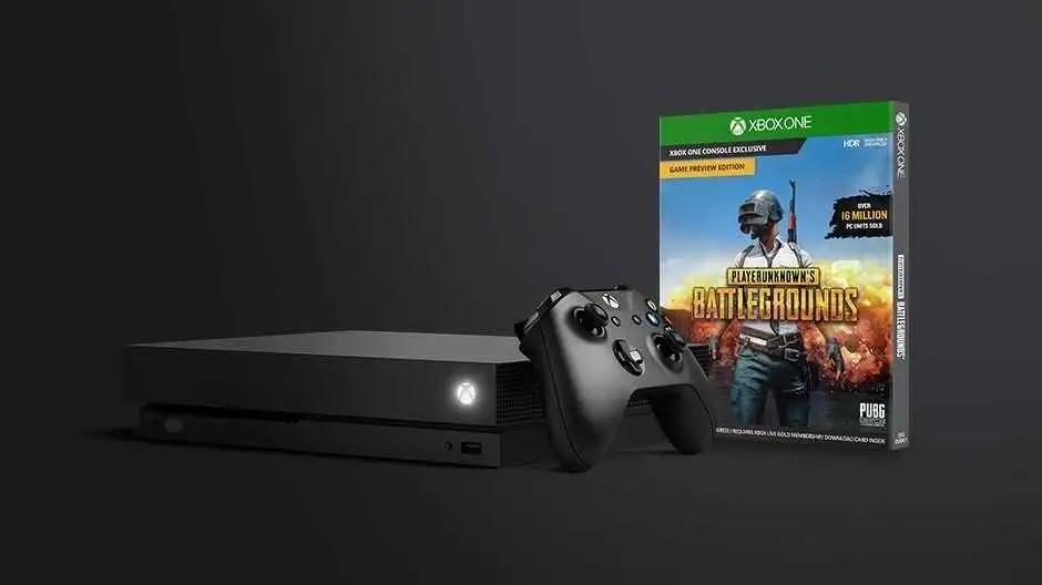 PUBG è al momento ingiocabile su Xbox One