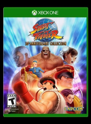 Street Fighter 30th Anniversary 5