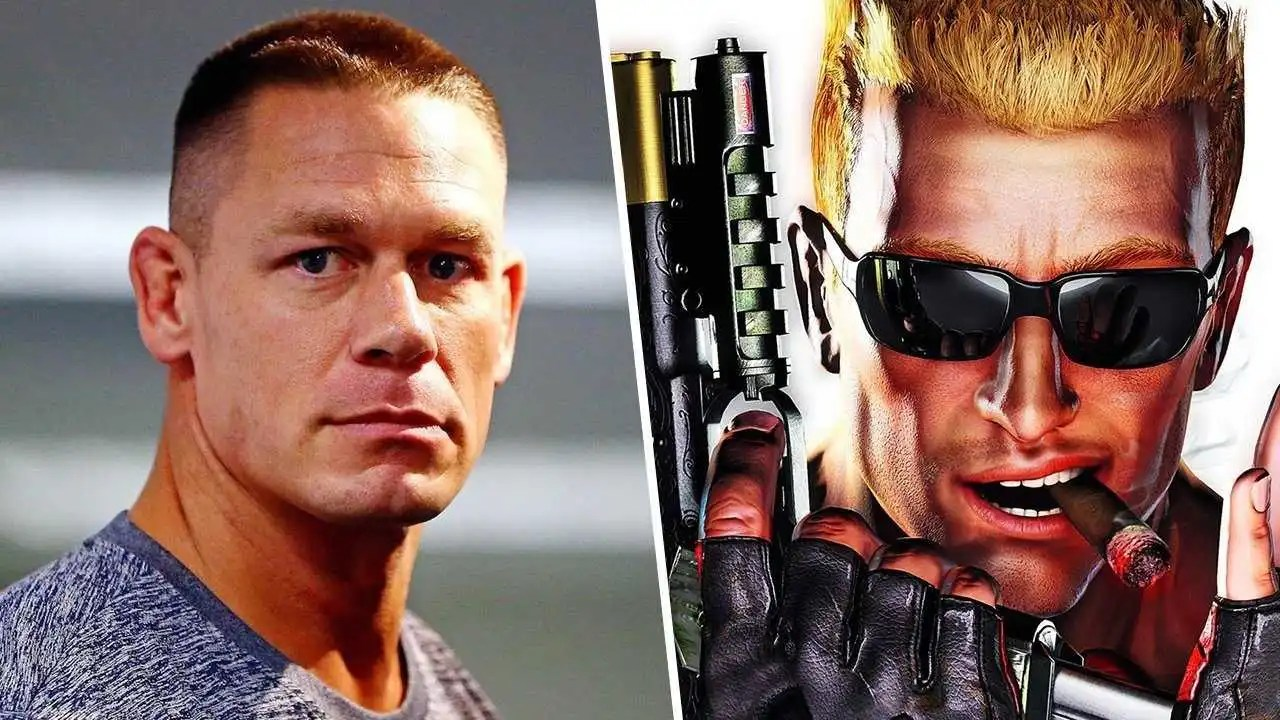 John Cena potrebbe interpretare Duke Nukem in un film