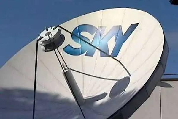 Sky senza parabola sarà lanciato in Italia entro la fine dell'anno