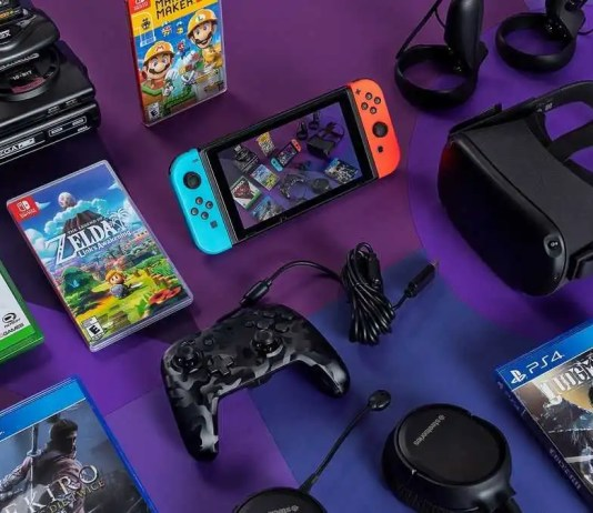 videogame console tech