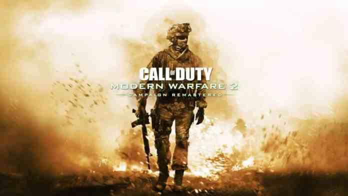 Call of Duty Modern Warfare 2 Campaign Remastered 1
