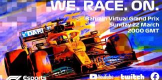 F1 Esports Virtual Grand Prix Series Bahrain