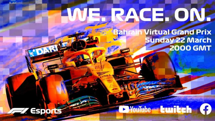 F1 Esports Virtual Grand Prix Series Bahrain