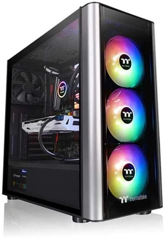 Thermaltake build pc gaming amd 4K 1500 euro aprile 2020