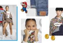Levi's Super Mario 3