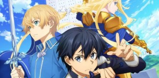 Sword-Art-Online-Alicization-Lycoris-Rinviato