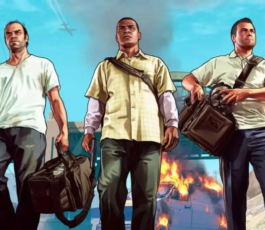 GTA 5 PS5 Xbox Series X