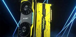 Nvidia RTX 2080 Ti Cyberpunk 2077