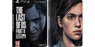 The Last of us Part II Steelbook Edition