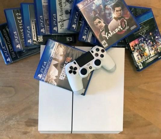 PS4 videogiochi fisico vs digital