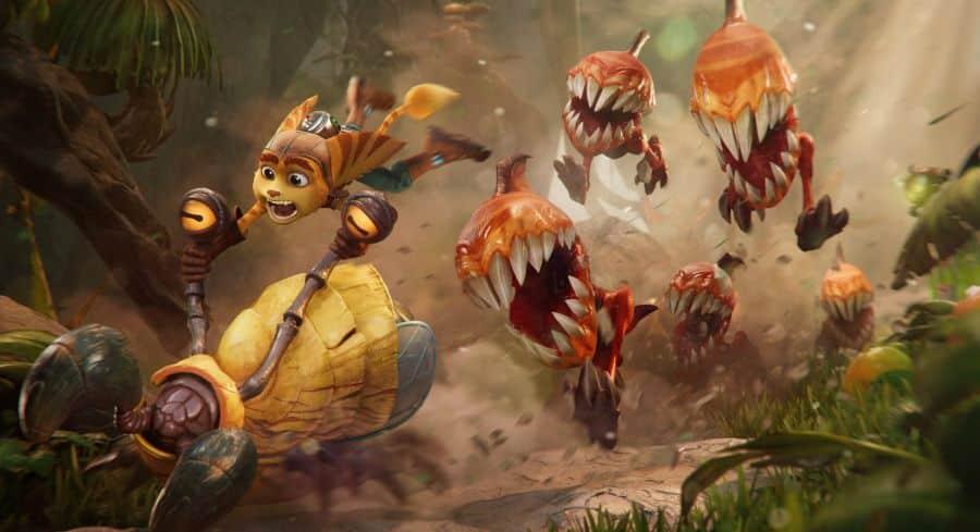 Gamescom 2020 - Finestra di lancio e gameplay per Ratchet & Clank Rift Apart