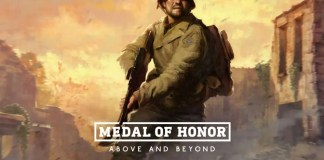 Medal of honor Above and Beyond oculus rift electronic arts respawn entertaiment vr