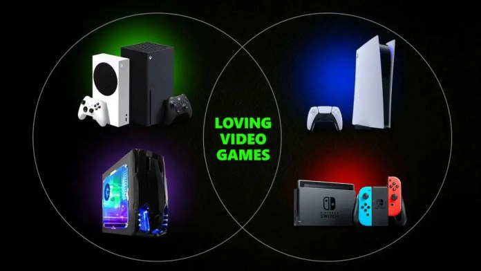 PC Xbox PlayStation Nintendo