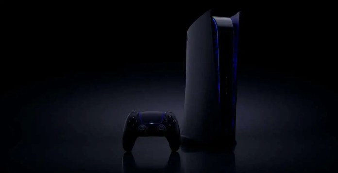 playstation 5 sony next-gen ps5 console