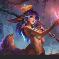Lillia é a nova campeã de League of Legends, veja suas habilidades.