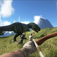 Como domar dinossauros em Ark: Survival Evolved