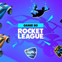 Complete vários desafios no evento Llama-Rama do Rocket League e ganhe recompensas no Fortnite!