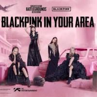 PUBG MOBILE anuncia parceria com BLACKPINK
