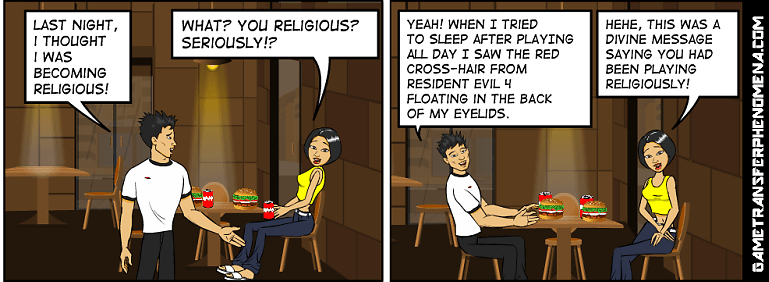 Becoming religious