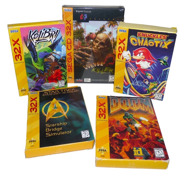 sega 32x games picture gametrog