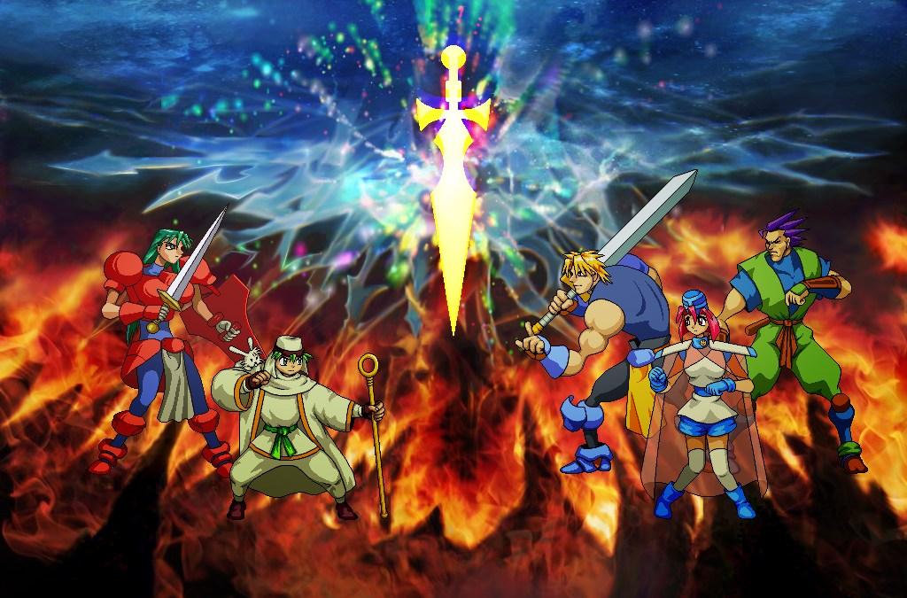 Guardian Heroes for the SEGA Saturn – Review